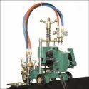 Warbler Class II Chain type Pipe Cutting & Beveling Machine