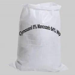 Cymoxanil 8% And Mancozeb 64% WP Fungicides, 25 KG