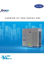 Carrier Air Conditioner Outdoor Unit
