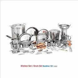 Kitchen set 101 - Plain/Laser
