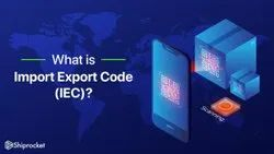 GST Export Import Code Number Services