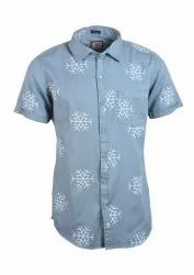 Casual Printed Shirts For Men