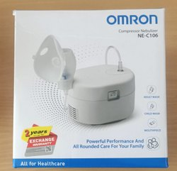 Omron Compressor Nebulizer-NE-C106