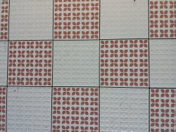 Mosaic Finish Heat Reflective Roof Tile