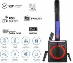 Zoook Party Rocker 100 Watts Bluetooth Party Speaker