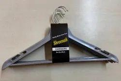 Shreenath Gray Shiny Silver Hanger