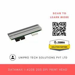 Datamax I-4208 203 DPI Print Head