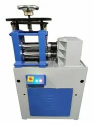 6 Hp Stainless Steel Silver Jewellery Making Machines, Model Name/Number: 8x4 Roll Size