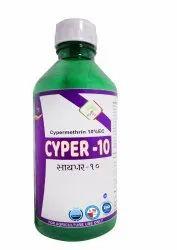 Cypermethrin 10% EC Insecticide