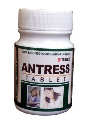 Ayurvedic Herbal Medicine for Anxiety Disease - Ayursun Antress Tablet in Pan India