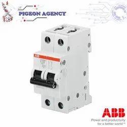 ABB - SB202 M - D - 6A - 32A / 2 Pole - MCB