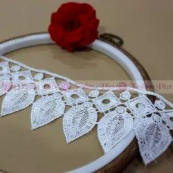 Polyester Latest New Design Chemical Lace For Womens