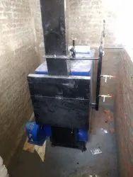 Cast Iron Coal Fired Steam Boiler(box Model)