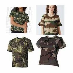 Women's Classic Camo T-Shirt