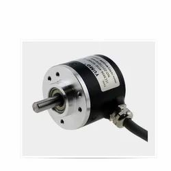 ISC38 Series Solid-Shaft Incremental Rotary Encoder