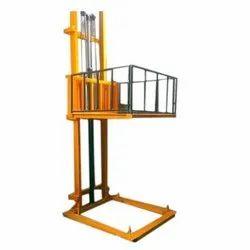 Vimal-single-mast-goods-lift