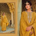 Silk Heavy Diamond & Embroidery Work Suit