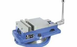 Kurt Type Tilt Lock Machine Vice With Fixed Base