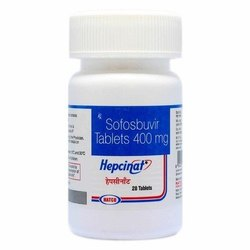 Hepcinat 400mg Tablet ( Sofosbuvir )