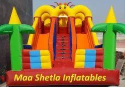 Sunflower Shape Inflatable Bouncy