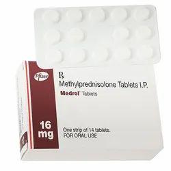 Medrol Methylprednisolone Tablets