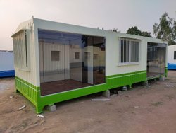 MS Portable Shop Cabin