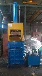 Hydraulic Pet Bottle Baling Press 75 Ton