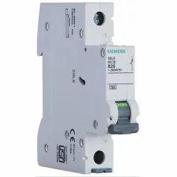 25A Single Pole 5SL61257RC Siemens MCB
