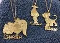 Character Name Necklace