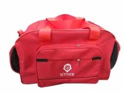 HYDER Polyester Red Luggage Bags, Size: 22 Inch