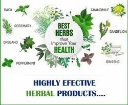 Herbal Products Manufacturing