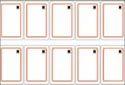 4K Inlay Card