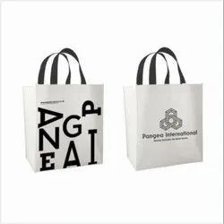 Laminated Non Woven Stitch Box Bags
