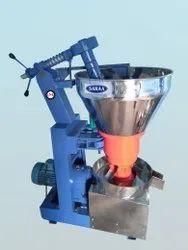 Rotary Oil Chekku Machine