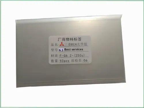 Mitsubishi Original Oca 6.5 Optical Clear Adhesive, Packet
