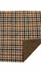 Woolen Tweed Checks Fabric