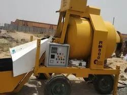 Mini Mobile Concrete Batching System