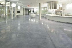 Polished Concrete Floor Polishing and Densification System