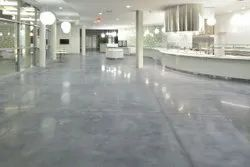 Standard Polished Concrete Floor Polishing and Densification System