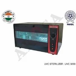 UVC Sterilizer- UVC 3000 NABL Certified