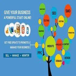 English Online Corporate Web Portal Service