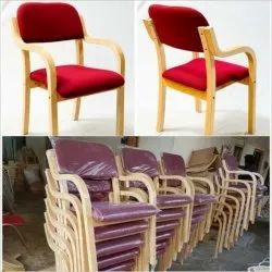 For Home Wooden Office Chair