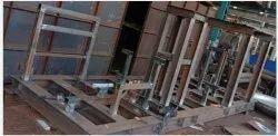 Mild Steel Skid Base Frame