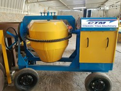 Paver Block Concrete Mixer Machine