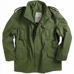Full Sleeve OG Jacket M65 - Olive Green
