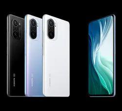 Black Mi Mobile Phones, Memory Size: 128, 8gb