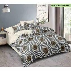 Jaipuri Cotton Printed Bedsheets