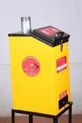 Firelit Sanitary Pad Incinerator Machine