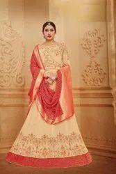 Fancy Georgette Gown In Surat