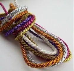 Metallic Shiny Twisted Ropes